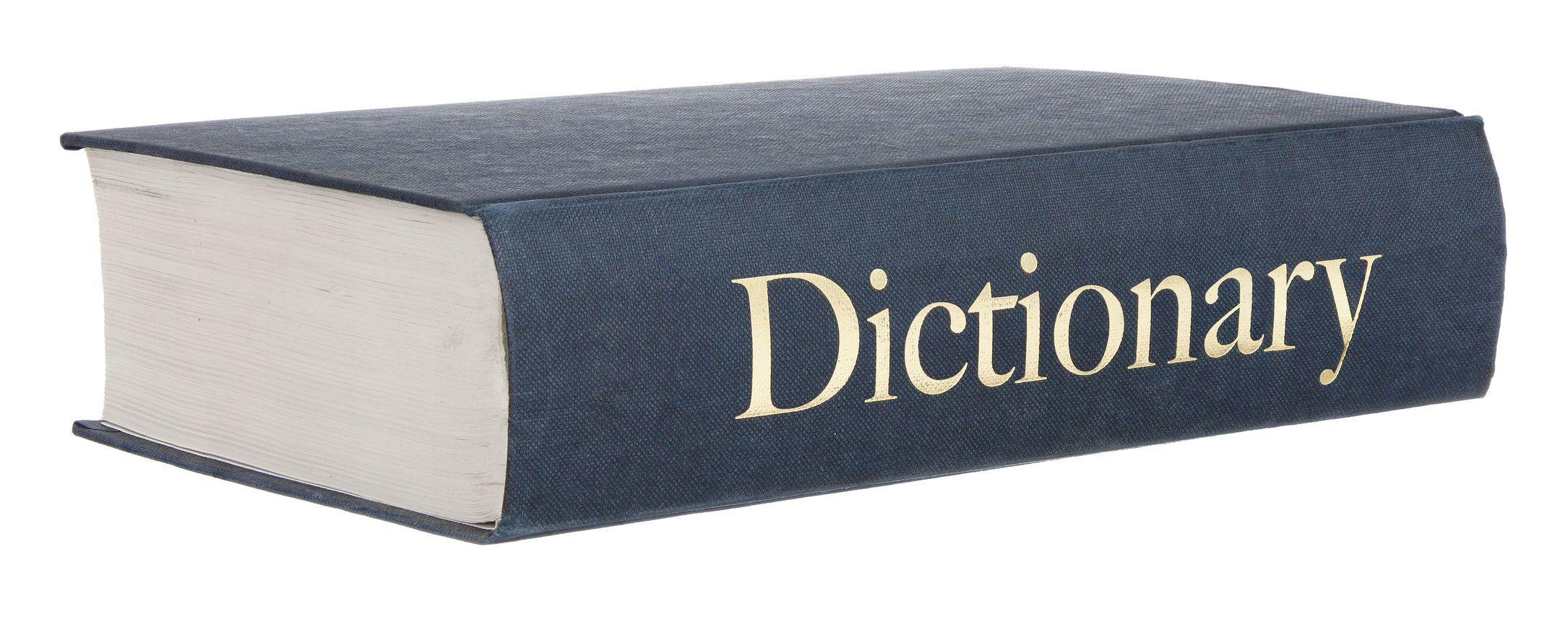 8145849 - dictionary